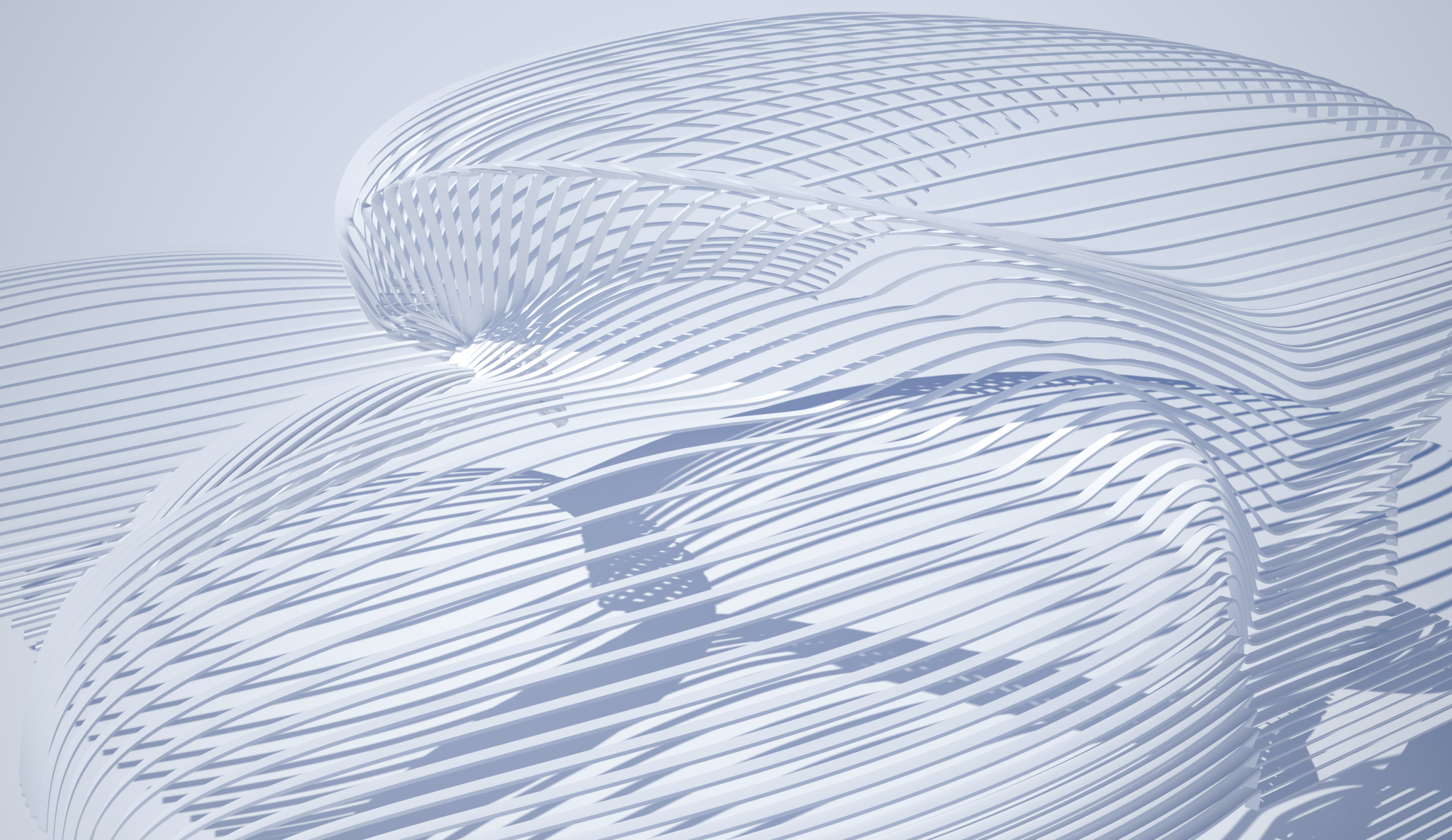 Parametric Design with Grasshopper 応用 Point Attractor2をやってみました
