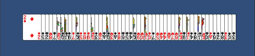 カードゲームをunityとc#で作りたい:カードシャッフルを表示編(4.5)