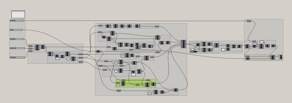 Parametric Design with Grasshopper 応用04をやってみて断念しました