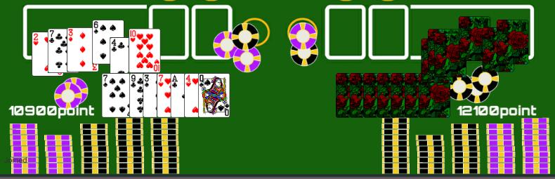 対戦カードゲームをunityとc#とphotonで作りたい:チップの同期とカウント(17)