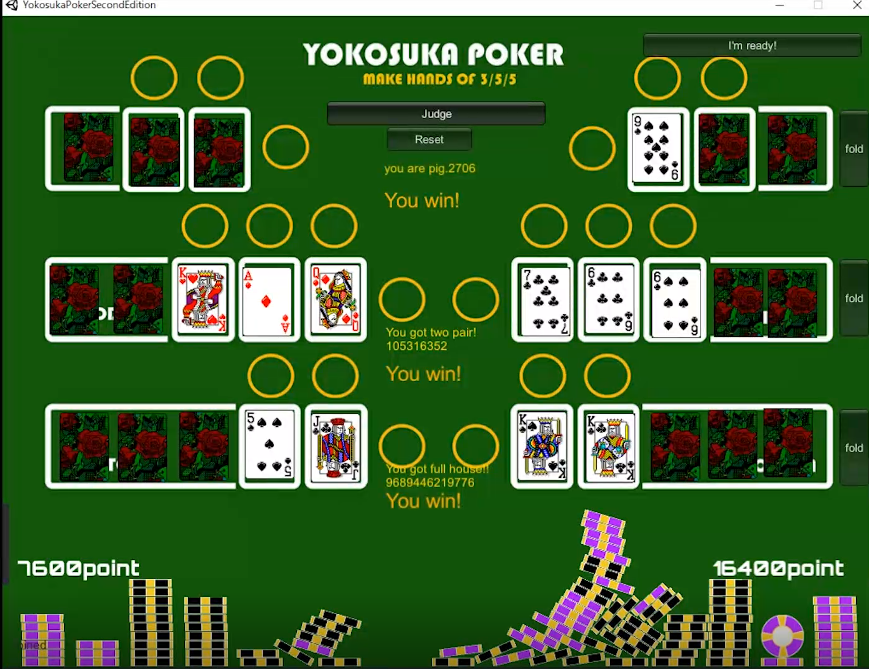 対戦カードゲームをunityとc#とphotonで作りたい:テストプレイ動画