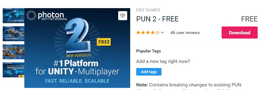 UnityとPhotonのオンライン対戦ゲームにおける使い方 | Tomoarch