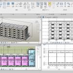 AutodeskのRevit 意匠設計向け トレーニング教材をやってみた01